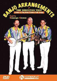 Banjo Arrangements of the Kingston - (Region 1 Import DVD)