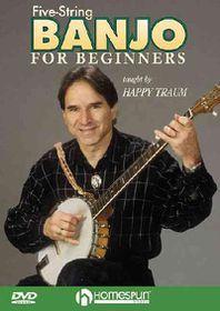 Five String Banjo for Beginners - (Region 1 Import DVD)