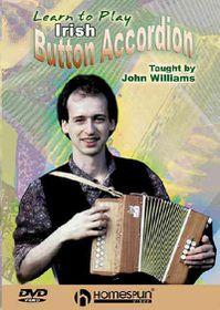 Learn to Play Irish Button Accordion - (Region 1 Import DVD)