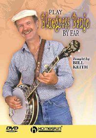 Play Bluegrass Banjo by Ear - (Region 1 Import DVD)
