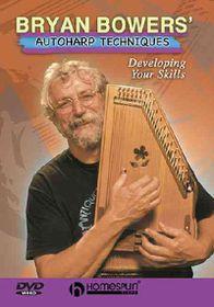 Bryan Bowers Autoharp Techniques - (Region 1 Import DVD)