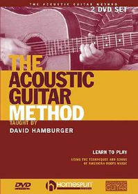 Acoustic Method - (Region 1 Import DVD)