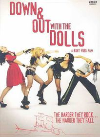 Down & out with the Dolls - (Region 1 Import DVD)