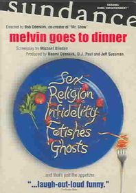 Melvin Goes to Dinner - (Region 1 Import DVD)