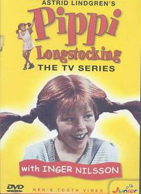 Pippi Longstocking - the TV Series - (Region 1 Import DVD)