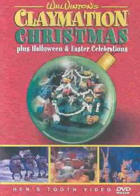 Claymation Christmas - (Region 1 Import DVD)
