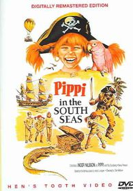Pippi in the South Seas - (Region 1 Import DVD)