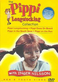 Pippi Longstocking Collection - (Region 1 Import DVD)