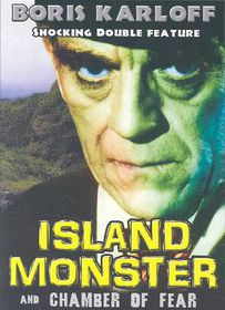 Island Monster/Chamber of Fear - (Region 1 Import DVD)
