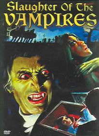 Slaughter of the Vampires - (Region 1 Import DVD)