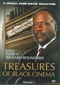 Treasures of Black Cinema - (Region 1 Import DVD)