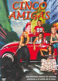 Cinco Amigas - (Region 1 Import DVD)