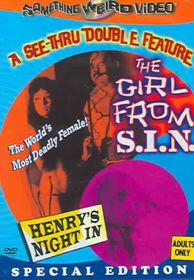 Girl from Sin/Henry's Night in - (Region 1 Import DVD)