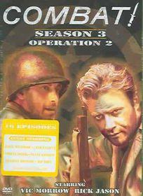Combat:Season 3 Operation 2 - (Region 1 Import DVD)