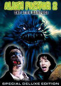 Alien Factor 2:Alien Rampage - (Region 1 Import DVD)