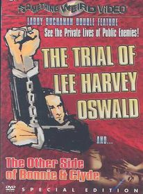 Trial of Lee Harvey Oswald/The Other Side Of Bonnie And Clyde - Double Feature - (Region 1 Import DVD)