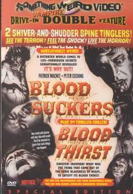 Blood Suckers/Blood Thirst - (Region 1 Import DVD)