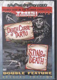 Death Curse of Tartu/Sting of Death - (Region 1 Import DVD)