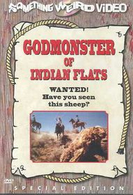 Godmonster of Indian Flats - (Region 1 Import DVD)