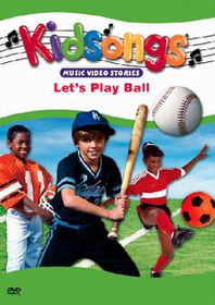 Kidsongs - Let's Play Ball - (Region 1 Import DVD)