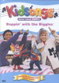 Kidsongs - Boppin' with the Biggles - (Region 1 Import DVD)