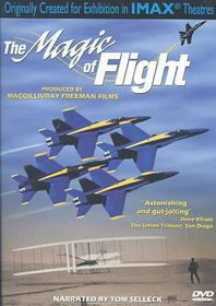 Magic of Flight - (Region 1 Import DVD)
