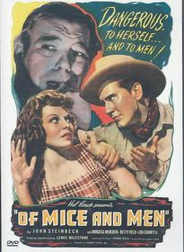 Of Mice and Men - (Region 1 Import DVD)