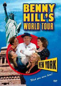 Benny Hill's World Tour - New York - (Region 1 Import DVD)