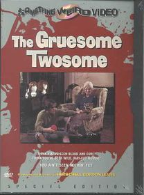 Gruesome Twosome - (Region 1 Import DVD)