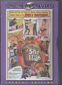 She Freak - (Region 1 Import DVD)