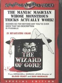 Wizard of Gore - (Region 1 Import DVD)