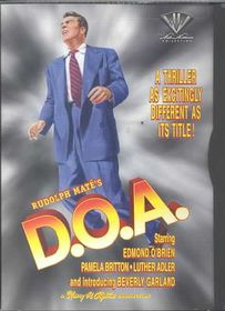 D.O.A. - (Region 1 Import DVD)