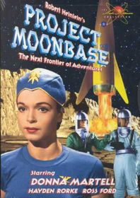 Project Moonbase - (Region 1 Import DVD)