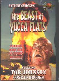 Beast of Yucca Flats - (Region 1 Import DVD)