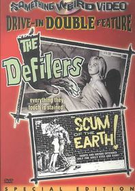 Defilers/Scum of the Earth - (Region 1 Import DVD)