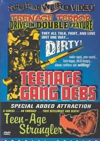 Teenage Gang Debs/Teen-Age Strangler - (Region 1 Import DVD)
