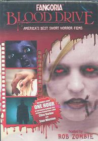 Fangoria Blood Drive - (Region 1 Import DVD)