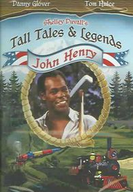 Tall Tales & Legends:John Henry - (Region 1 Import DVD)