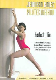 Pilates Method:Perfect Mix - (Region 1 Import DVD)