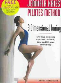 Pilates Method:3 Dimensional Toning - (Region 1 Import DVD)