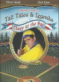 Shelley Duvall's Tall Tales and Legends - Casey at the Bat - (Region 1 Import DVD)
