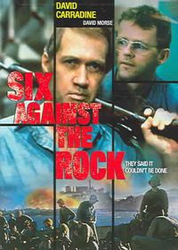 Six Against the Rock - (Region 1 Import DVD)