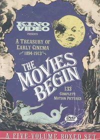 Movies Begin - (Region 1 Import DVD)