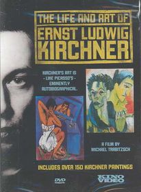 Life and Art of Ernst Ludwig Kirchner - (Region 1 Import DVD)