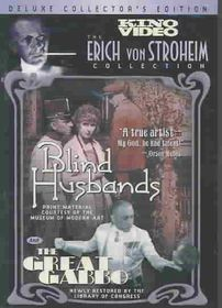 Blind Husbands/the Great Gabbo - (Region 1 Import DVD)