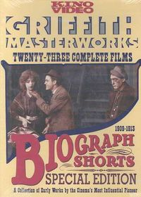 Biograph Shorts - Special Edition - (Region 1 Import DVD)