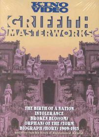 Griffith Masterworks - (Region 1 Import DVD)