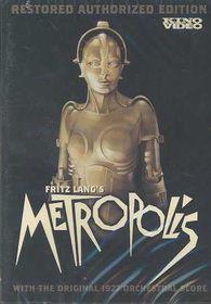 Metropolis - (Region 1 Import DVD)