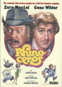 Rhinoceros - (Region 1 Import DVD)