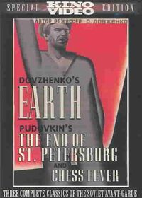 Earth/The End of St. Petersburg/Chess Fever - (Region 1 Import DVD)